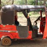 騙され注意!賢いトゥクトゥク乗り方解説!スリランカの交通事情も。